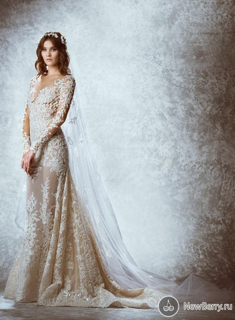 Zuhair Murad Wedding Dresses 2015 Fall   Zuhair murad, Cheap tulle ...