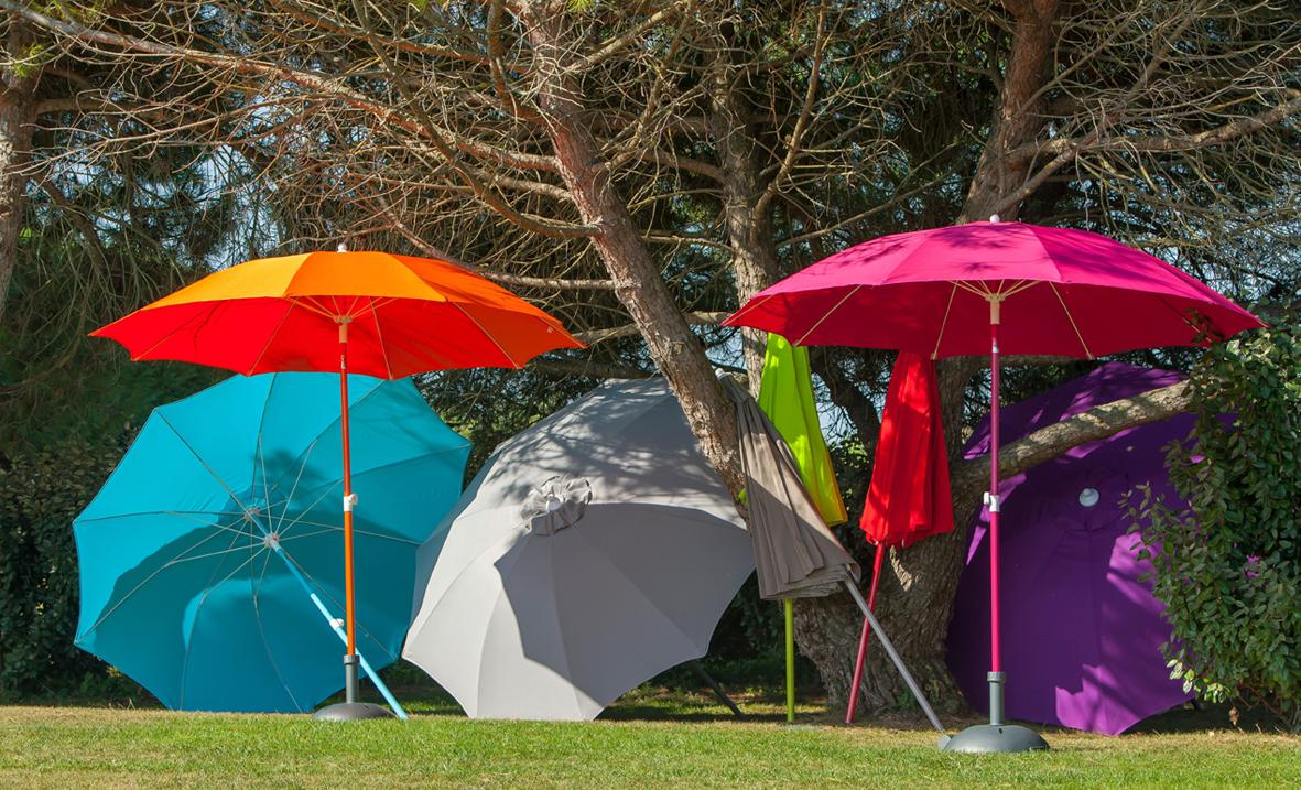 parasol en aluminium 2 70m parasols