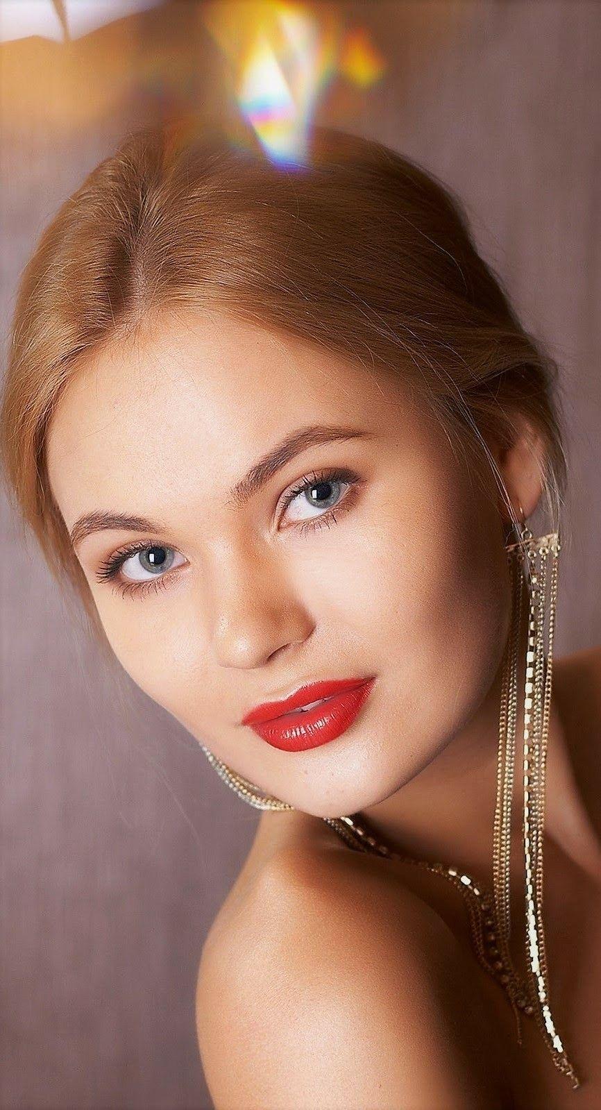 Pin By Ramji Sabhaya On Cute Face Beauty Blonde Redhead Cute Faces