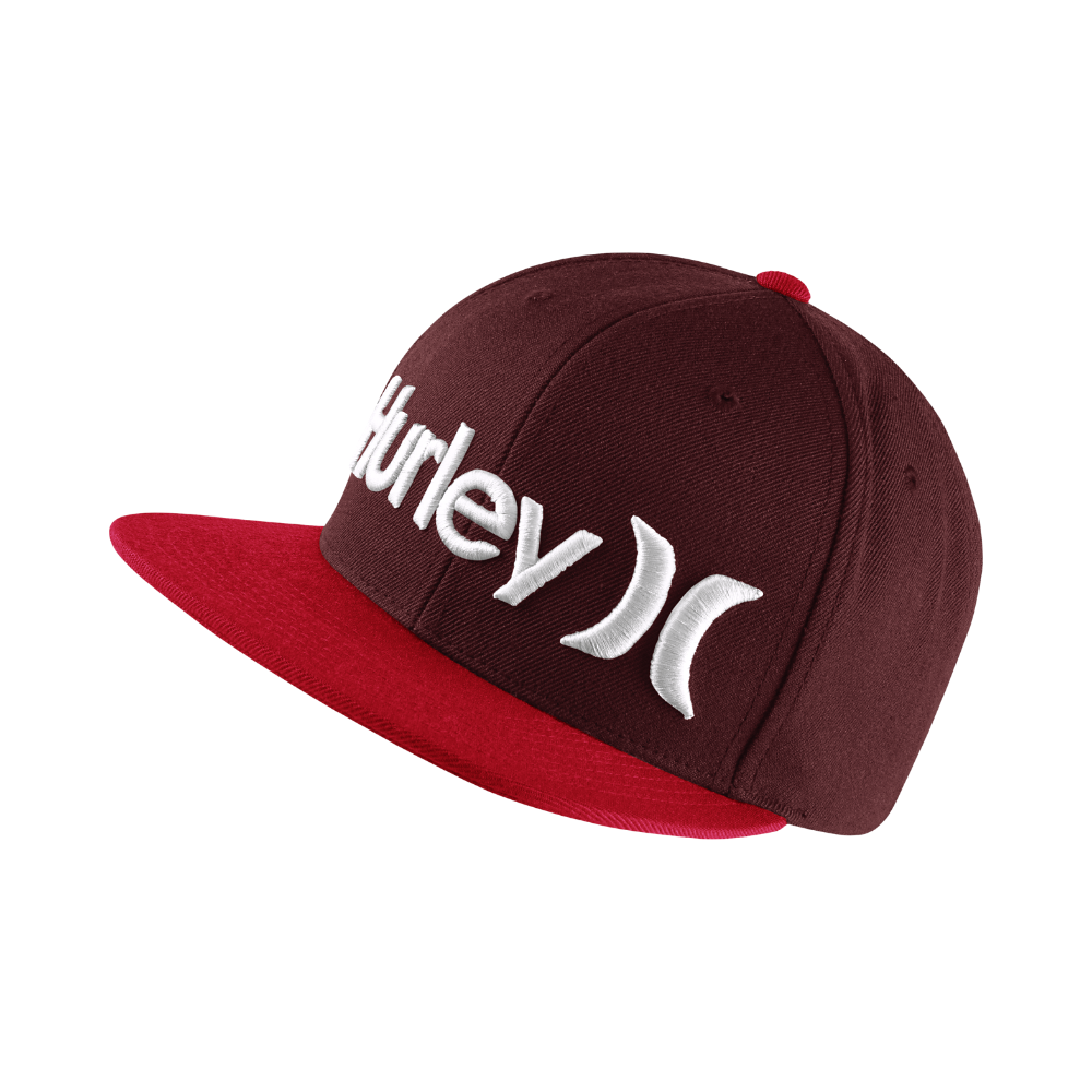 597305e73 Hurley One And Only Men s Adjustable Hat (Brown) - Clearance Sale ...