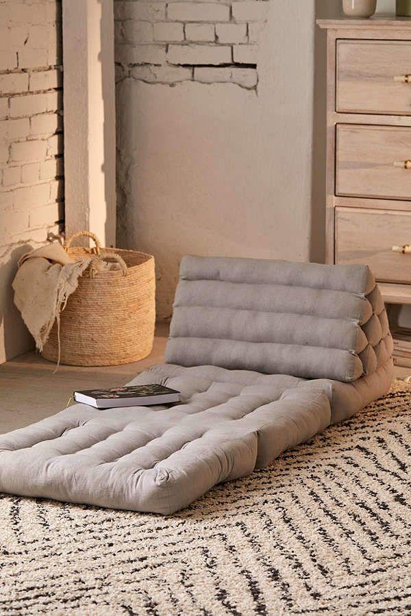 Convertible Triangle Floor Cushion In 2019 Bedroom Diy