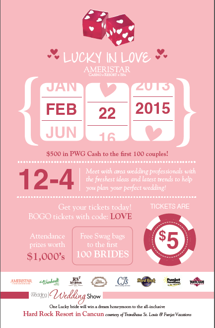 Lucky In Love 2015