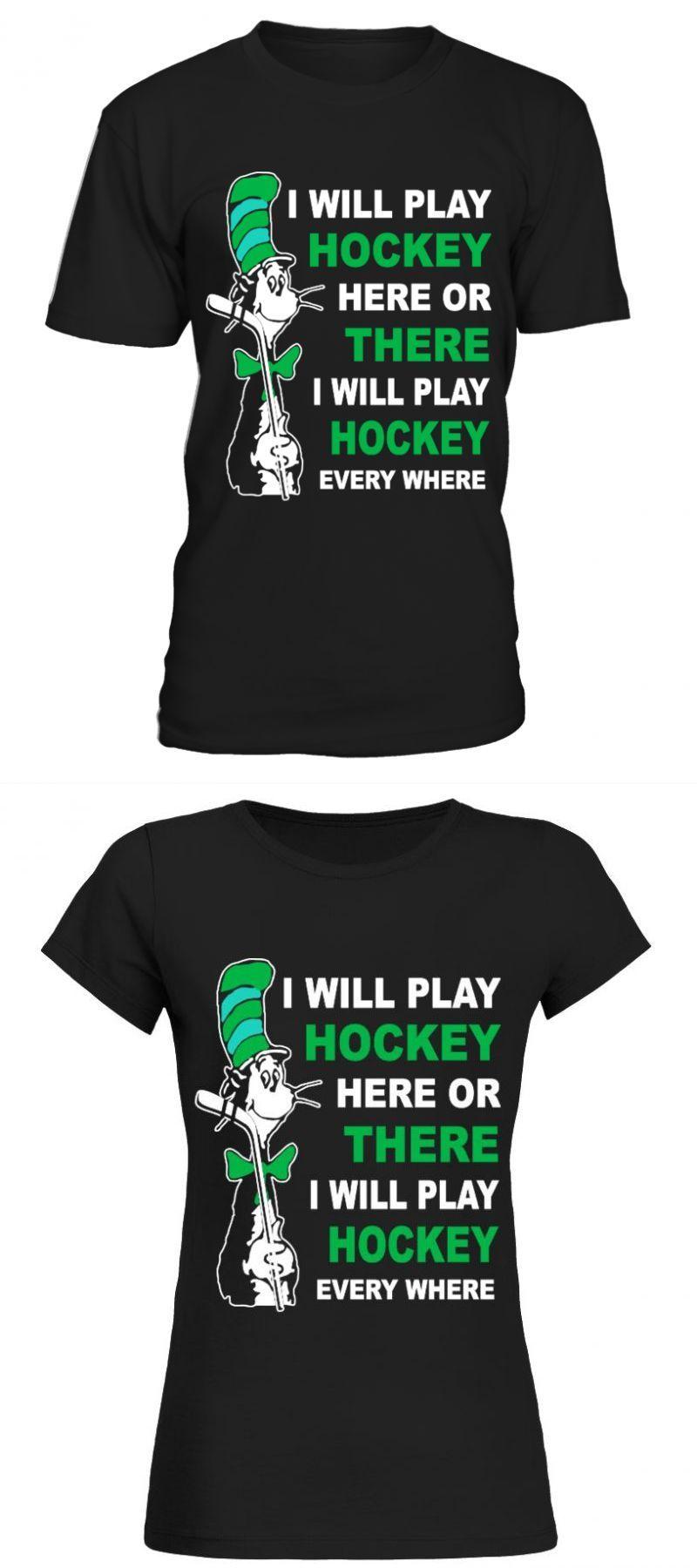 Hockey Skateboards T Shirt Hockey Shirt Ice Hockey Shirt Hockey Broken T Shirt