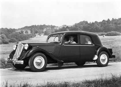 Citroen Traction Avant 15cv Type Six 1953