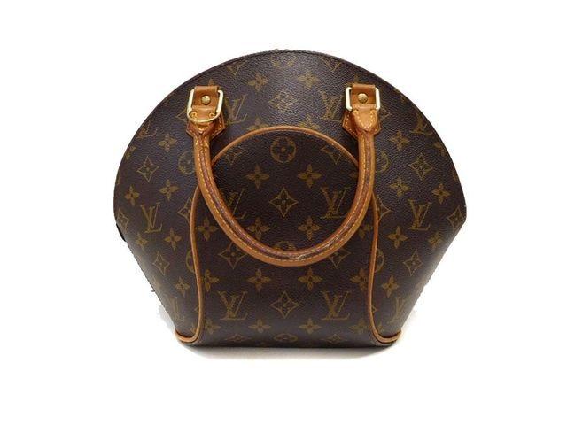 8c022cc33821 Authentic Louis Vuitton Monogram Ellipse PM M51127 Handbag 20160421.  Starting at  365