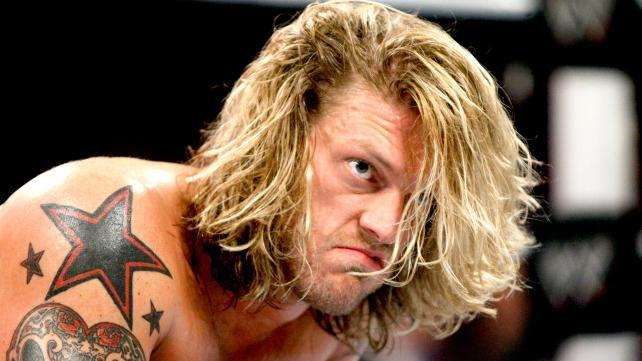 Unseen Edge photos #WWE