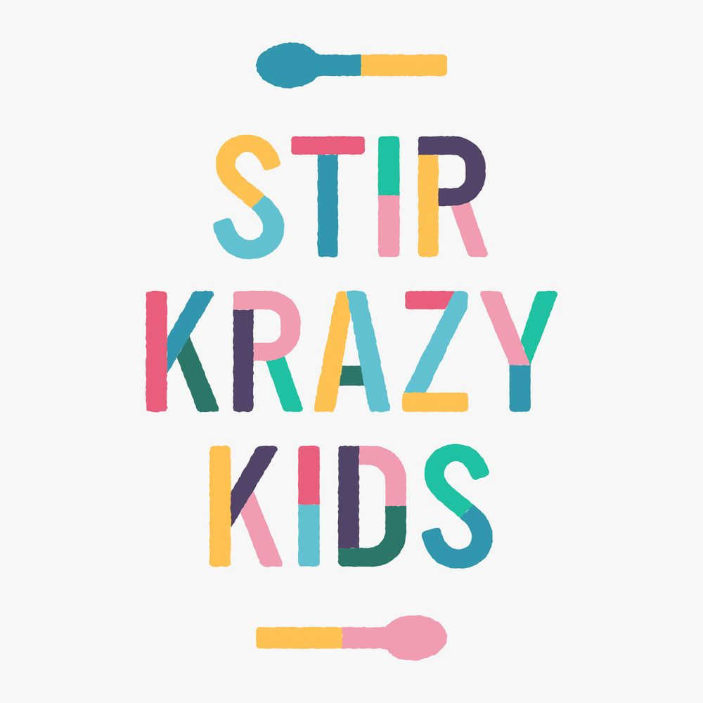 Logos Welcome To Stir Krazy Kids We Are A Cooking And Baking Club For Food