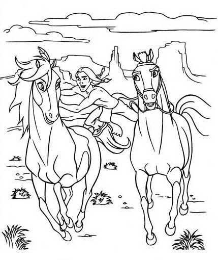 spirit m 229 larbilder 11 tegninger maleb 248 ger hest tegninger