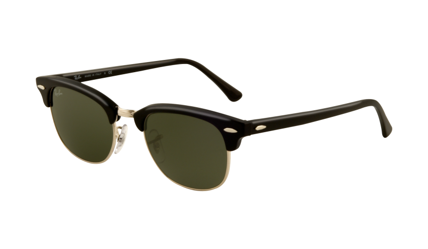 Ray-Ban Clubmasters.    I'd love to see how these fit on me. I love sunglasses.