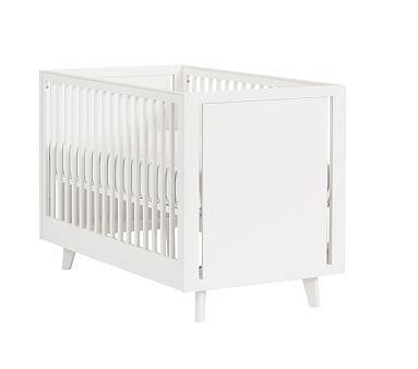 Reese Convertible Crib Convertible Crib Cribs Pottery