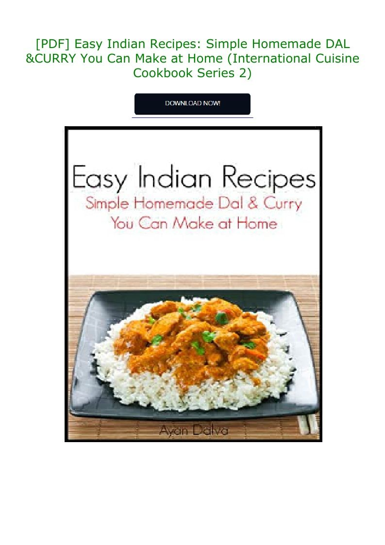 Beautiful International Cuisine Recipe Book Pdf