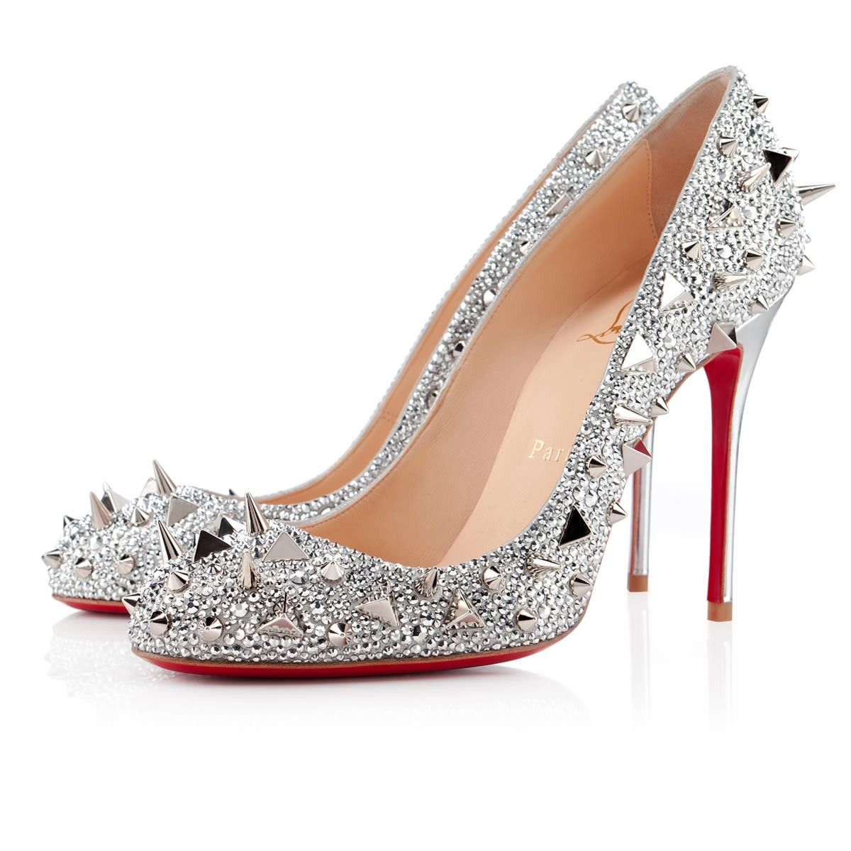 1000  images about CL on Pinterest | Pump Spikes and Glitter