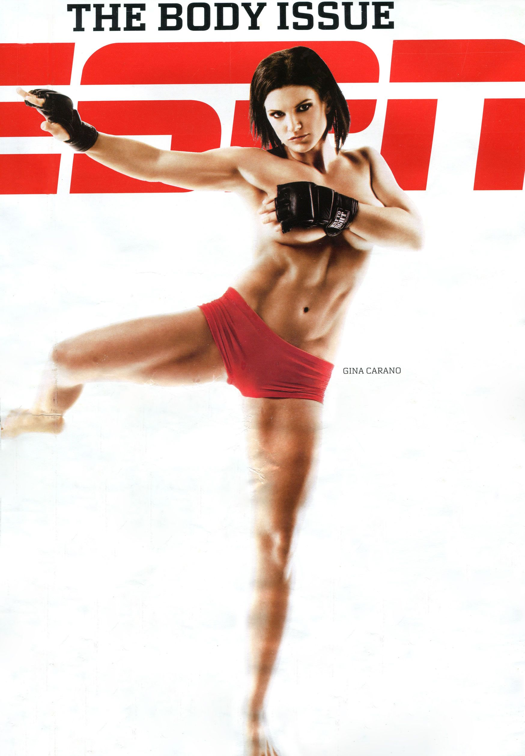photo Gina Carano mixed martial arts