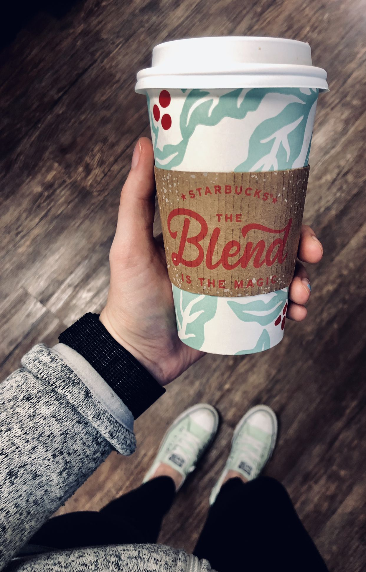 Starbucks Coffee Holiday Cup Personals in 2019