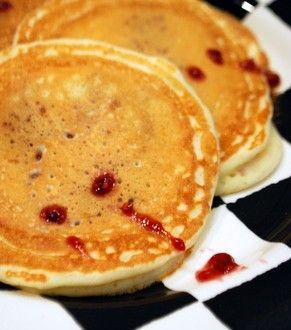 Vampire Pancakes | Baking Bites