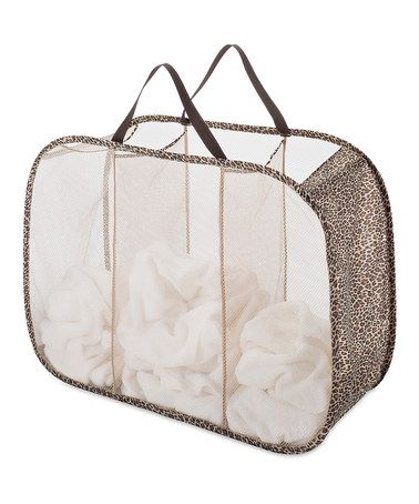 Take A Look At This Leopard Pop Amp Fold Triple Laundry