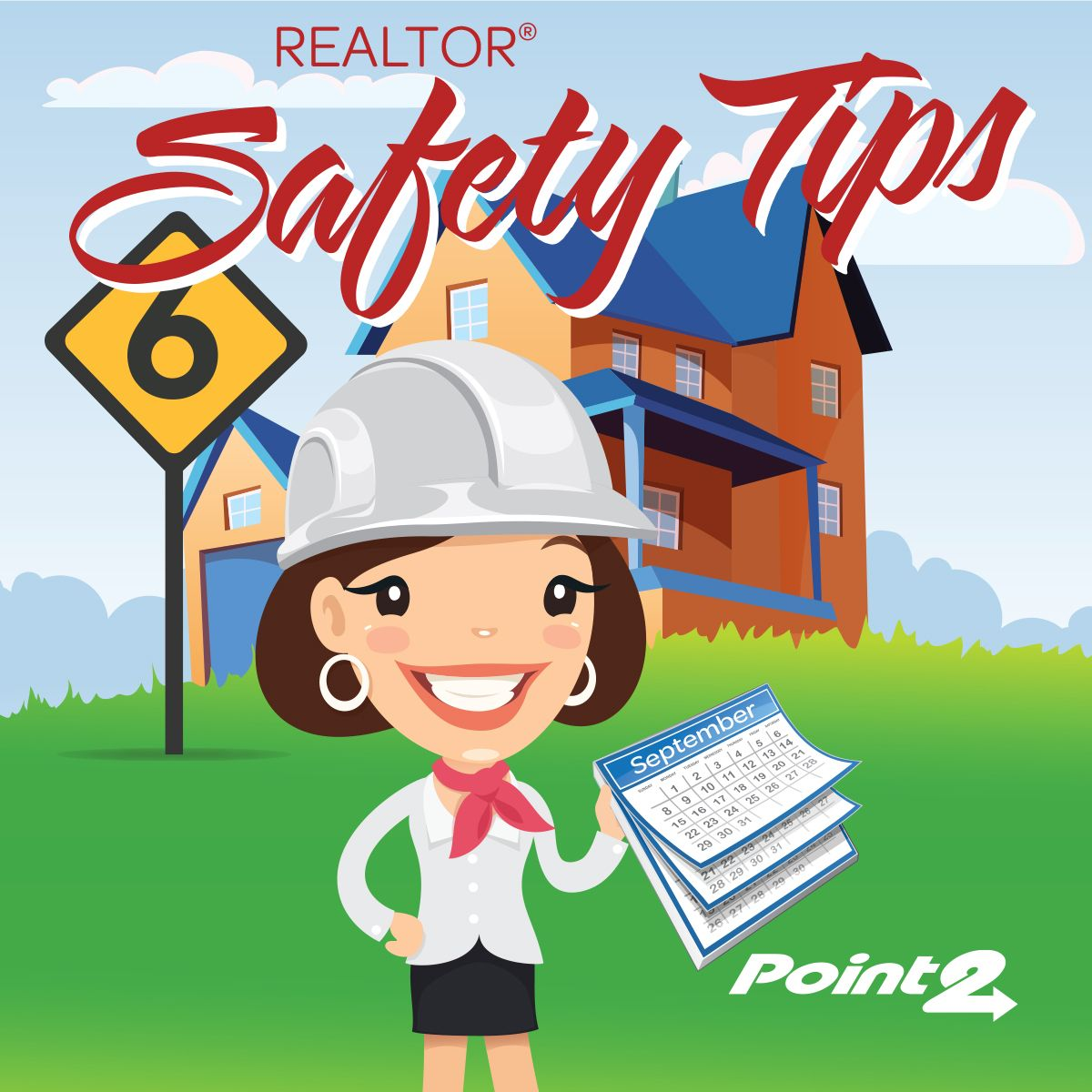 6 REALTOR® Safety Tips INFOGRAPHIC Safety tips, Office