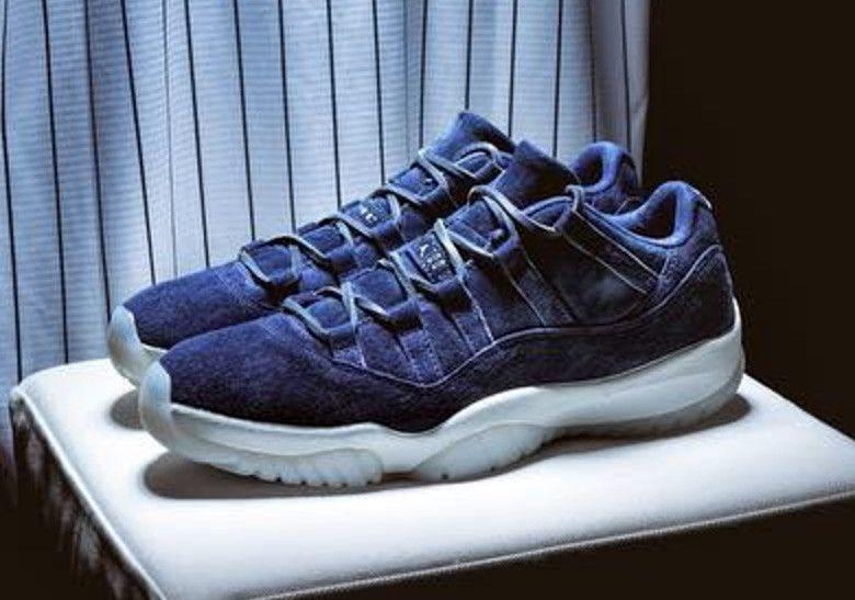 sports shoes 0fbc6 665c6 Closer Look At The Air Jordan 11 Low RE2PECT