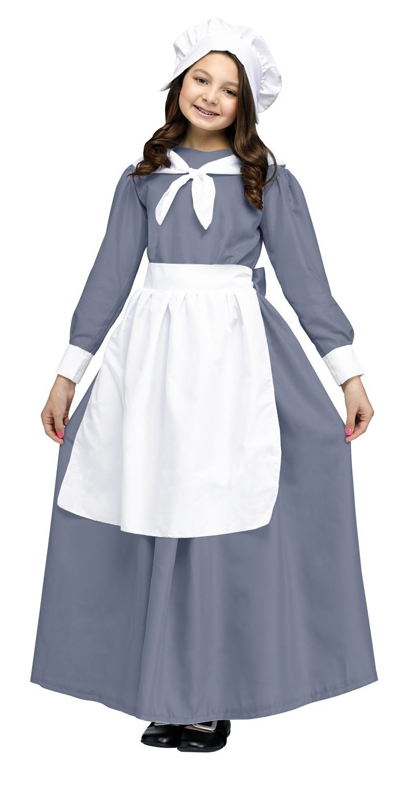 Thanksgiving Colonial Pilgrim Man Settler Adult Costume