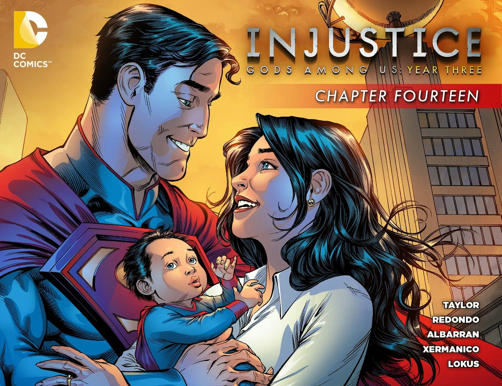 Weird Science: Injustice: Year Three #14 Review