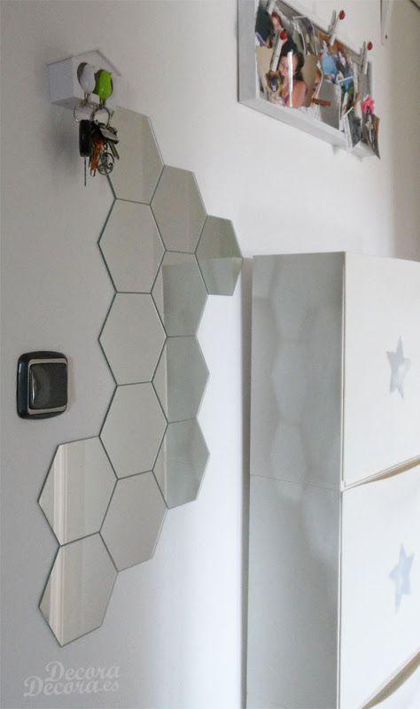 Colocar espejos adhesivos inspiraci n para decorar que for Adhesivos para decorar