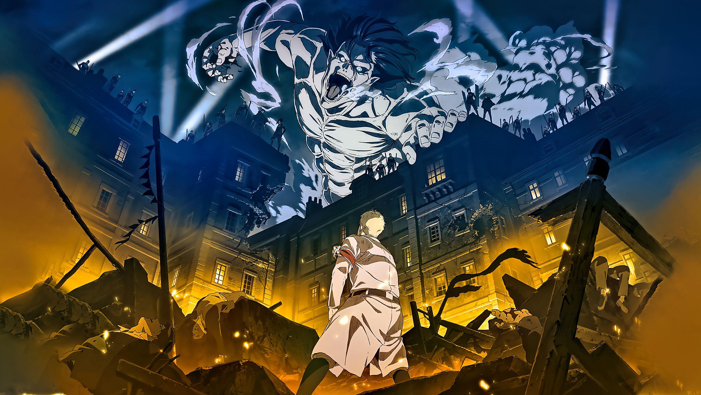 Attack On Titan 4 Season Eren Yeager Aot Digital Print Download Anime Attack On Titan Poster Shingeki In 2021 Attack On Titan Attack On Titan Season Anime Wallpaper