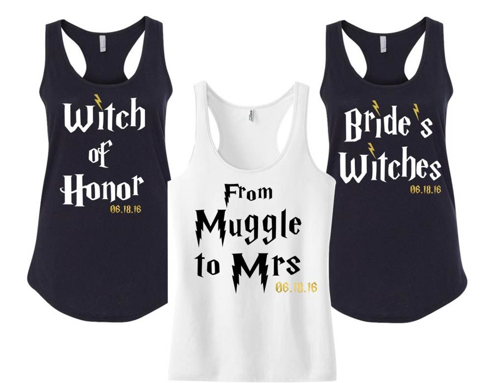19 Harry Potter Wedding Ideas That Are Totally Magical Harry Potter Wedding Harry Potter Bridal Shower Harry Potter Bachelorette Party