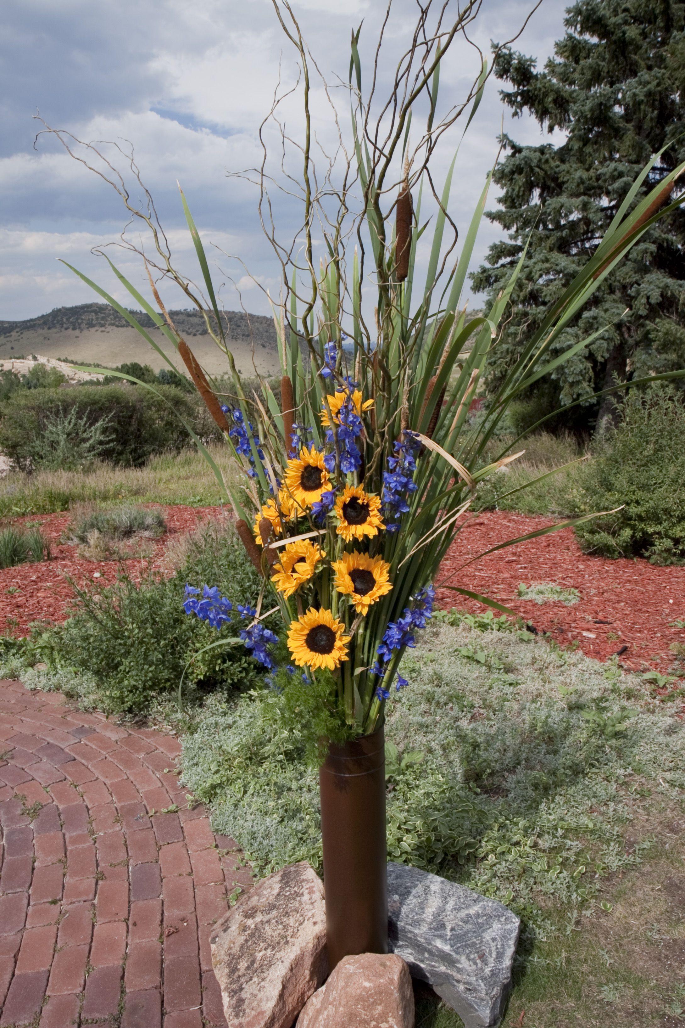 Country Western Wedding Flowers | Western themed wedding ...