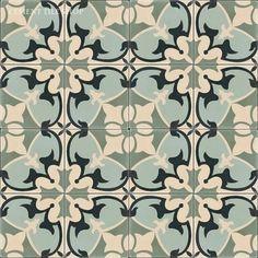 Sofia Encaustic Cement Tile