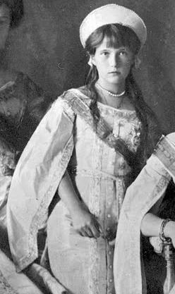 Anastasia Romanov - The Romanov Family Official Picture Site