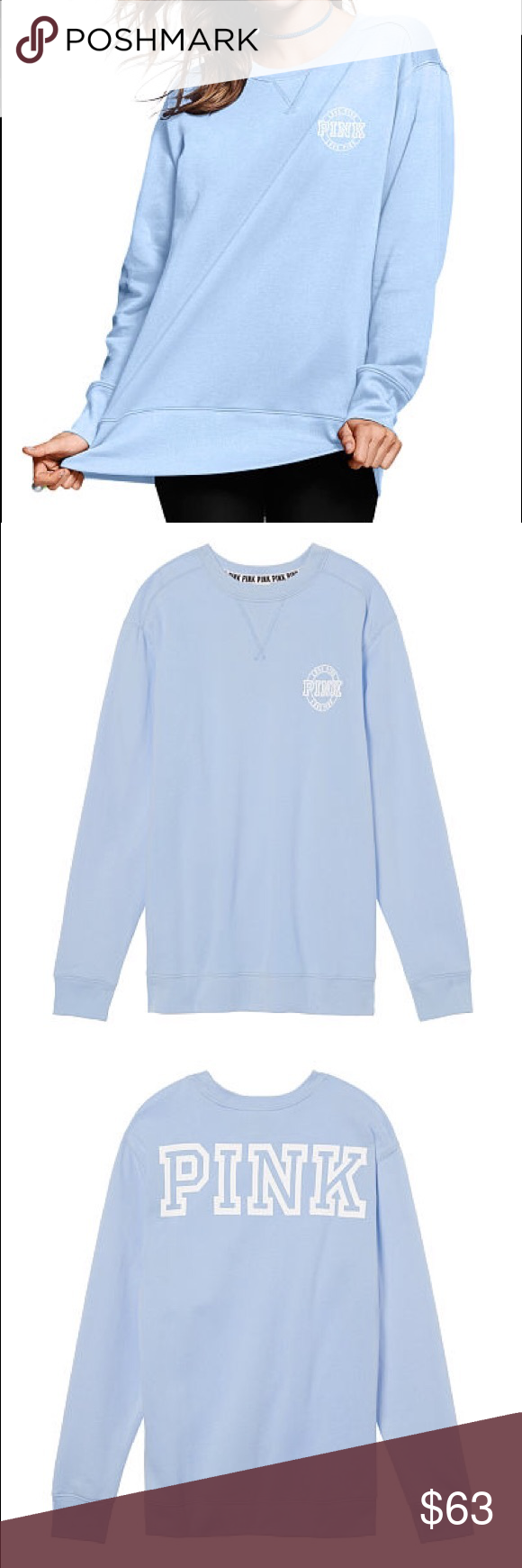 ac1d67bc9e Campus Crew Sweatshirt Size XS. Color is called