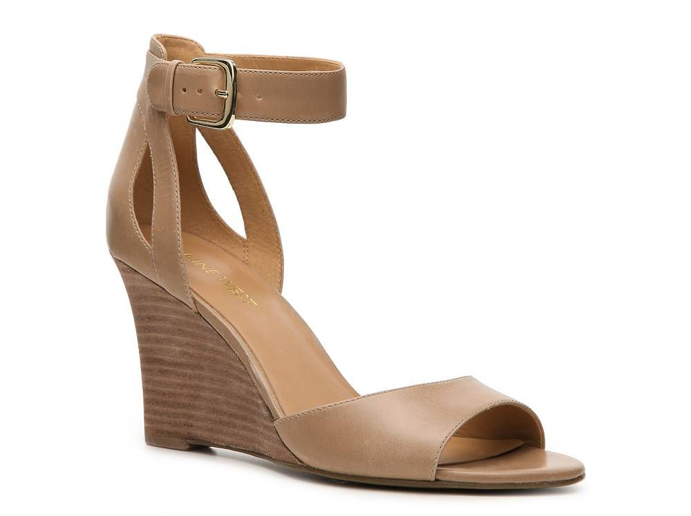 89db044608c Nine West Floyd Wedge Sandal
