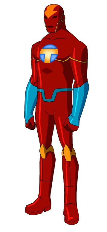 captain marvel family young justice animated style | Young ...