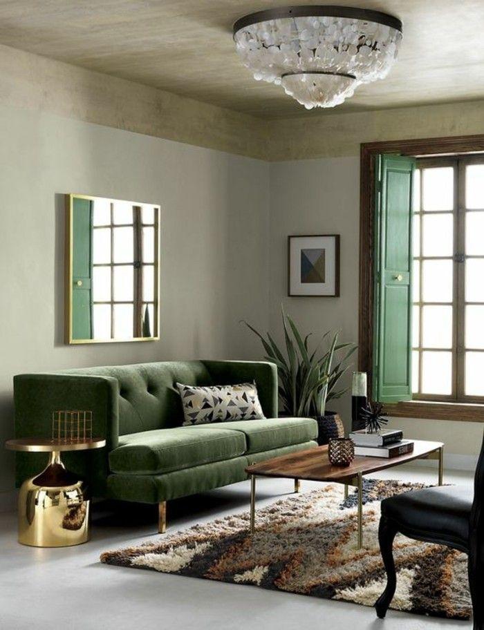 Das kleine Wohnzimmer bis ins Detail einrichten