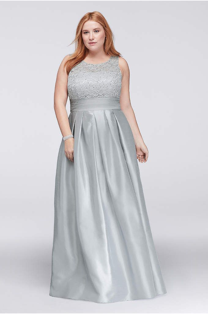 Find The Perfect Womens Plus Size Dresses At Davids Bridal For Any