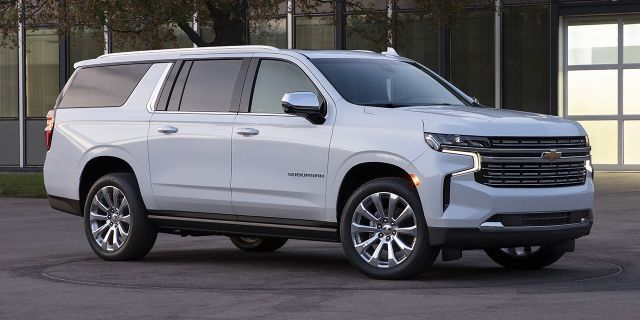 The 2021 Chevrolet Tahoe And Suburban Debut With More Room New