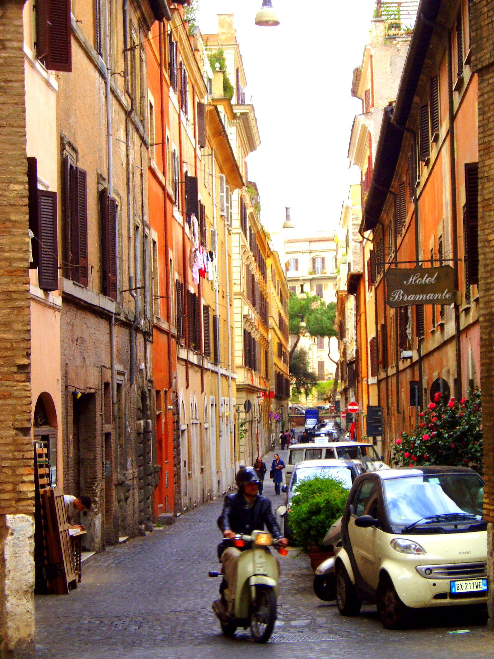Rome, Tour Around The World