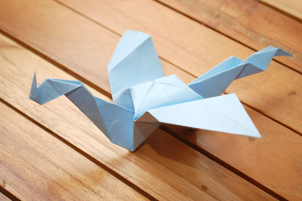 3 Ways to Make Origami - wikiHow | 665x1000
