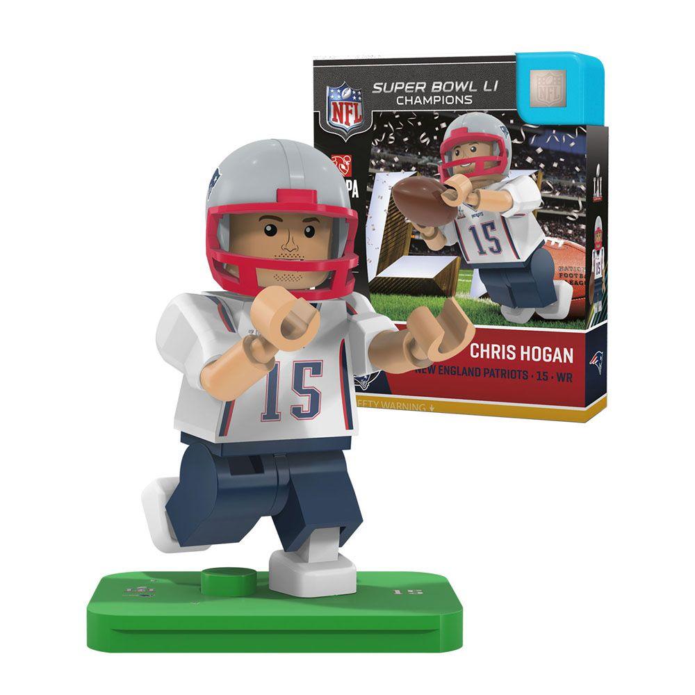 OYO Sportstoys New England Patriots Super Bowl LI Chris Hogan Minifigure at The Paper Store