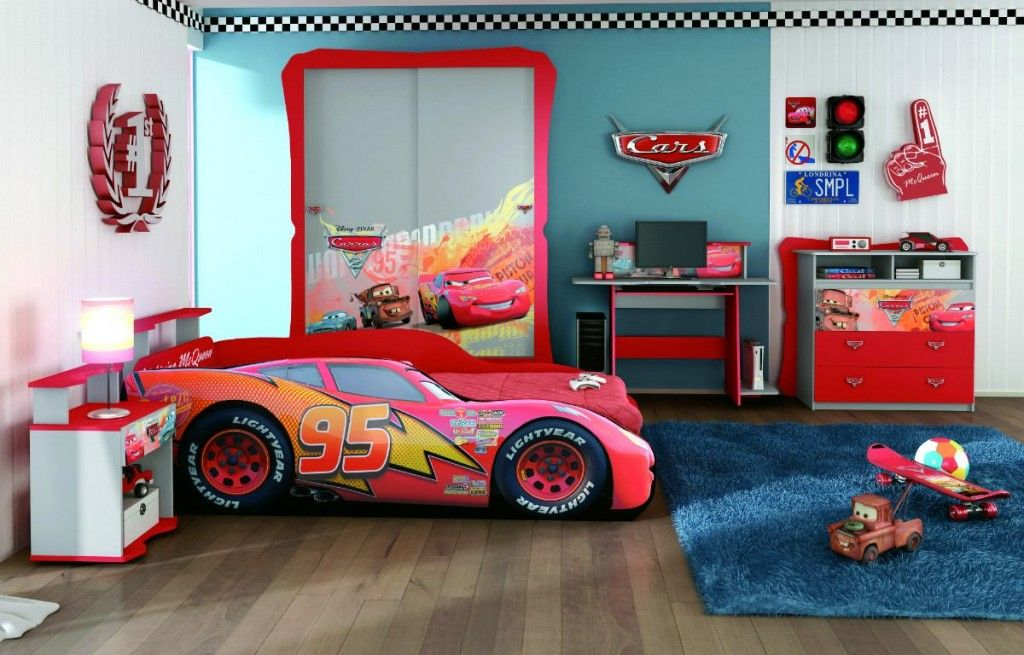 Quarto infantil carros quarto de meninos pinterest - Decoraciones de dormitorios ...