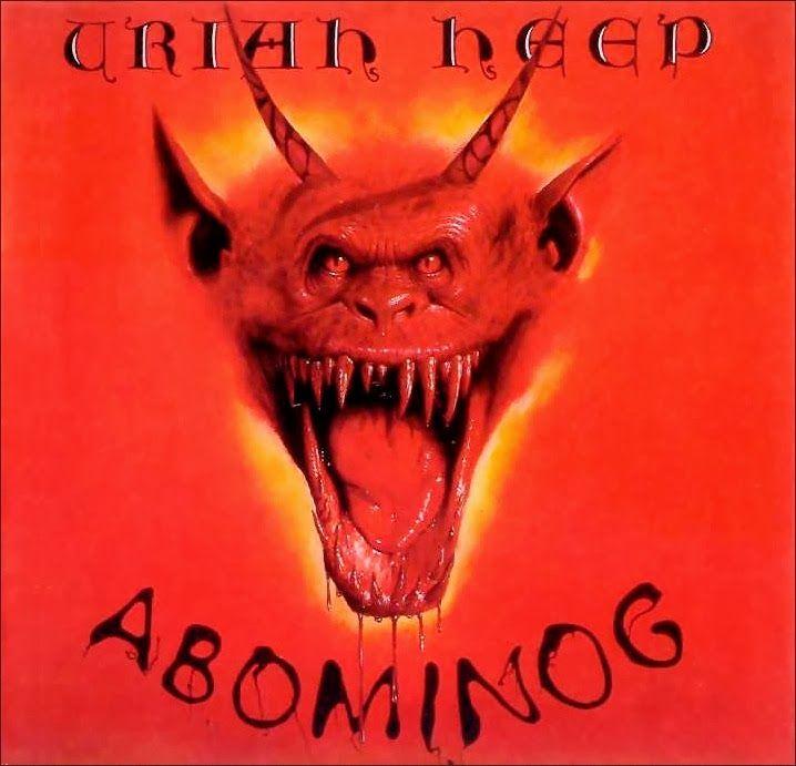 Uriah Heep - Abominog  - 1981