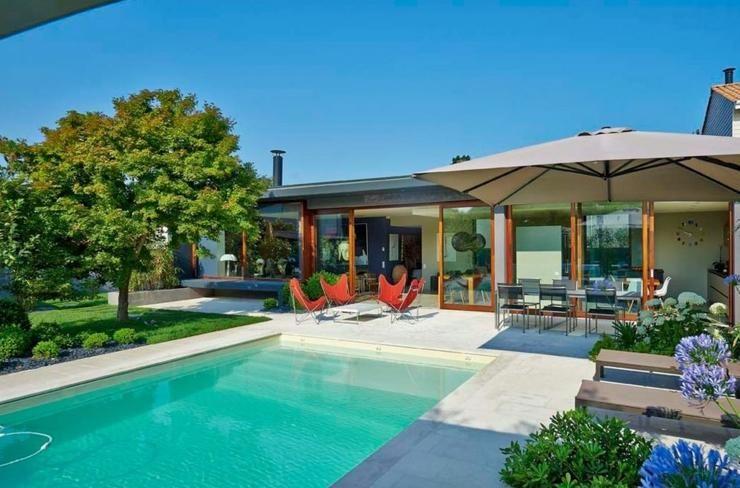 Maison Moderne Avec Piscine #15: Pinterest