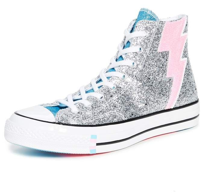 Converse Trans Pride Chuck Taylor 70s High Top Sneakers