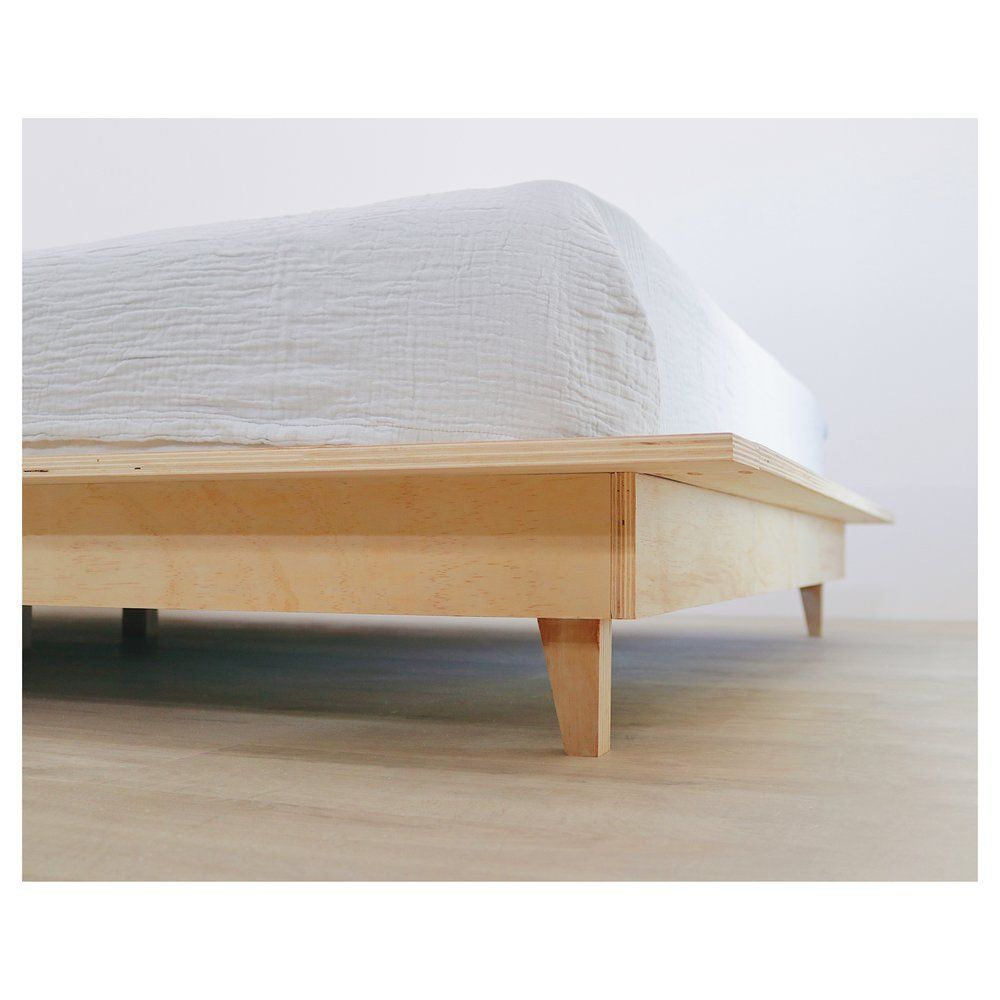 Diy Plywood Bed Modern Builds Plywood Furniture Plans