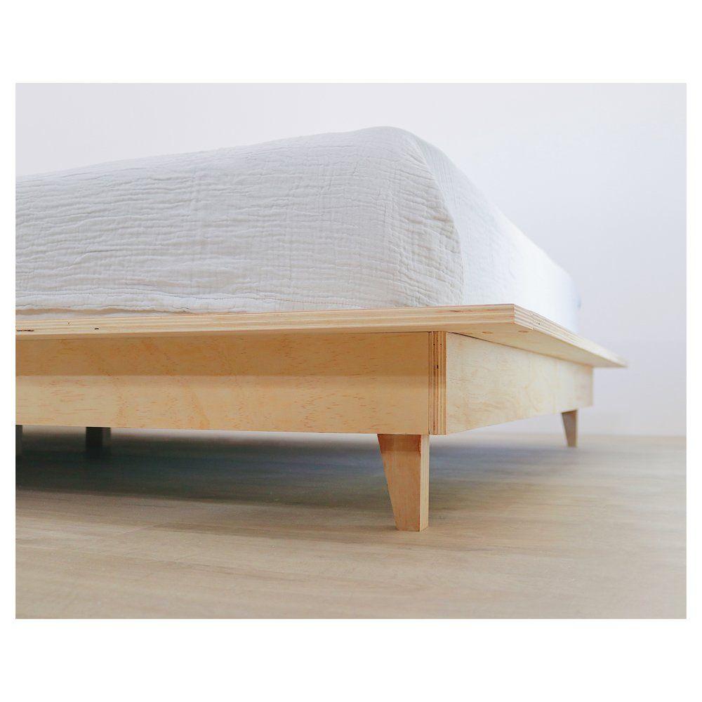 Diy Plywood Bed Modern Builds Plywood Furniture Plans Furniture Plans Diy Bed