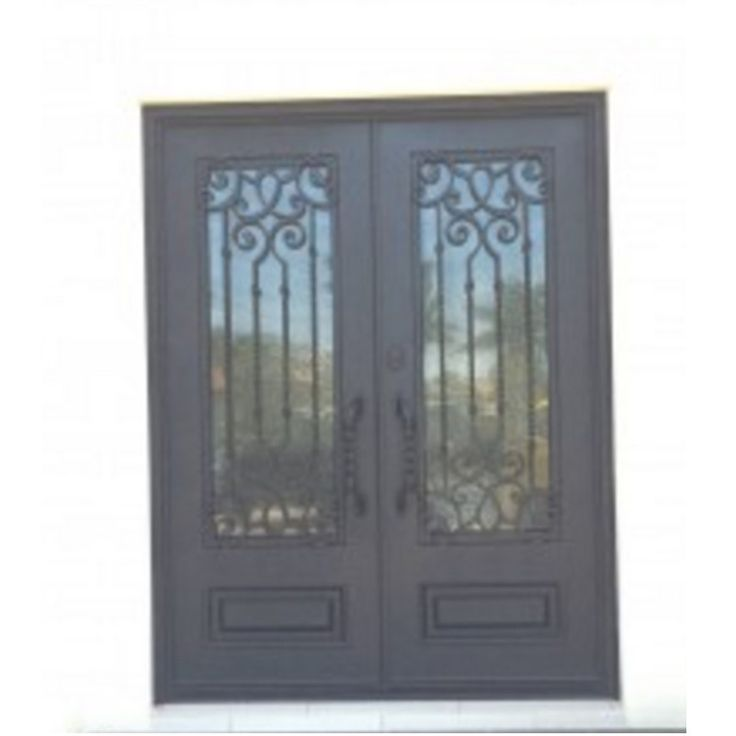 Front entry nano plastic steel door for sale- Front entry nano plastic door