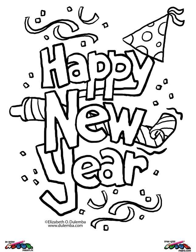 Kleurplaten Nieuwjaar En Kerstmis.Pin Van Hafsa Batool Op Hand Lettering Kleurplaten