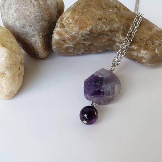 Raw amethyst necklace raw amethyst pendant necklace amethyst pendant raw amethyst necklace raw amethyst pendant necklace amethyst pendant silver raw amethyst jewelry necklace raw stone necklace silver aloadofball Gallery