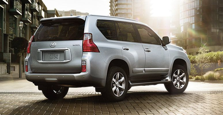 Photo Lookbook: Full Screen Images of 2014 Lexus GX 460 Luxury SUV