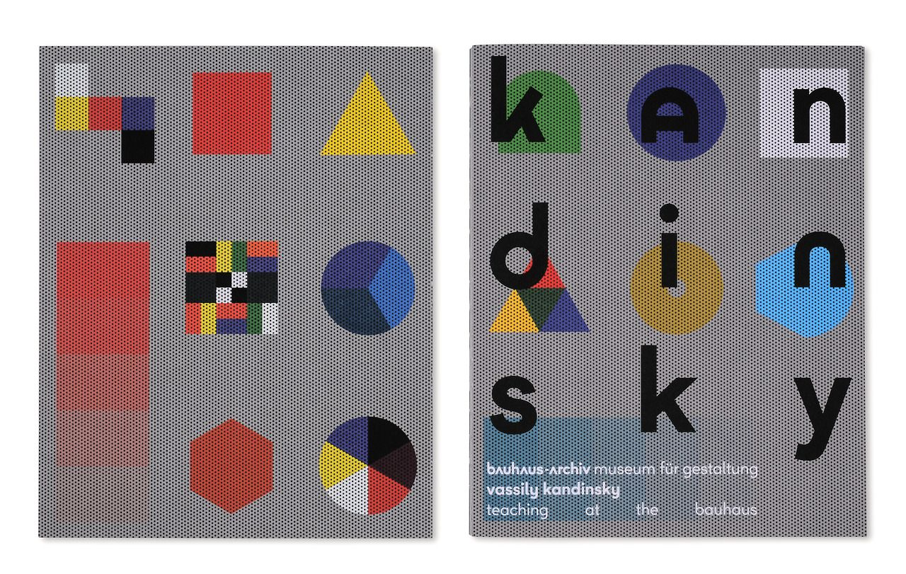 kandinsky, catalogue for bauhaus-archiv, 2014, L2M3